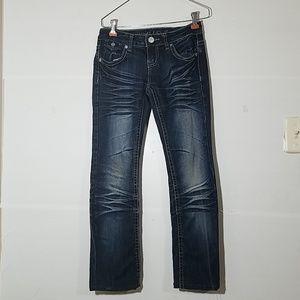 Wishful Park Bella BootCut size 3R Skinny Jeans